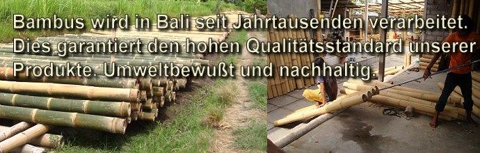 Balissima Bambusmobel
